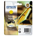 КАРТРИДЖ EPSON WORK FORCE WF-2010, (T16344010, MAX), ЖЕЛТ.