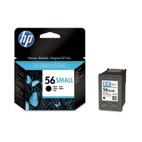 КАРТРИДЖ HP C6656GE, (№56, SMALL), ЧЕРНЫЙ