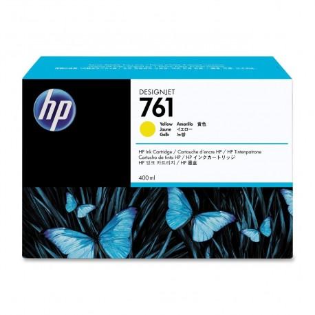 КАРТРИДЖ HP CM992A, (№761), ЖЕЛТЫЙ