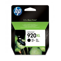 КАРТРИДЖ HP CD975AE, (№920, XL), ЧЕРНЫЙ