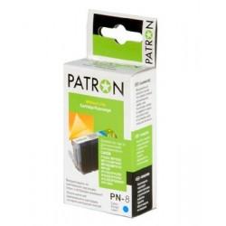 КАРТРИДЖ CANON CLI-8C, (PATRON), СИН.