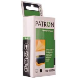 КАРТРИДЖ CANON PGI-520BK, (PATRON), ЧЕРН.
