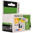 КАРТРИДЖ EPSON ST. C43, (T03904A/PN-039, PATRON), ЦВ.