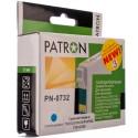 КАРТРИДЖ EPSON ST. C79/110/T30, (T07324A/PN-0732, №3, PATRON), СИН.
