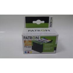 КАРТРИДЖ EPSON ST. COL. 880, (T020401/PN-020, PATRON), ЦВ.