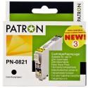 КАРТРИДЖ EPSON ST. PHOTO R270/T50, (T08114/PN-0821, №3, PATRON), ЧЕРН.