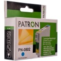 КАРТРИДЖ EPSON ST. PHOTO P50, (T08024010/PN-0802, PATRON), СИН.