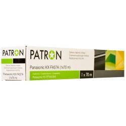 ТЕРМОПЛЕНКА PANASONIC KX-FA57A (1X70М), PATRON