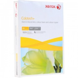 БУМАГА XEROX COLOTECH +, (003R94656, 160 Г/М), A4, 250Л