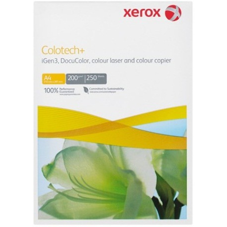 БУМАГА XEROX COLOTECH +, (003R95842, 200 Г/М), SRA3, 250 Л