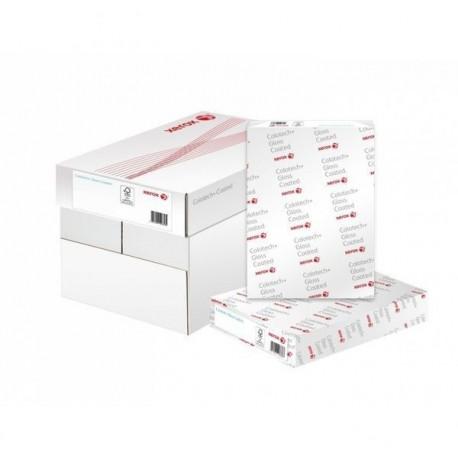 БУМАГА XEROX COLOTECH + GLOSS, (003R90344, 170 Г/М), SRA3, 500 Л