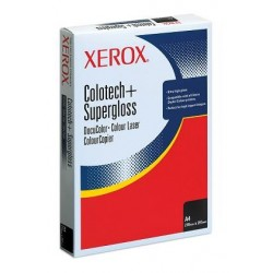 БУМАГА XEROX COLOTECH + SUPERGLOSS, (003R97680, 160 Г/М), A4, 250 Л