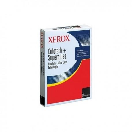 БУМАГА XEROX COLOTECH + SUPERGLOSS, (003R97686, 250 Г/М), A4, 100 Л