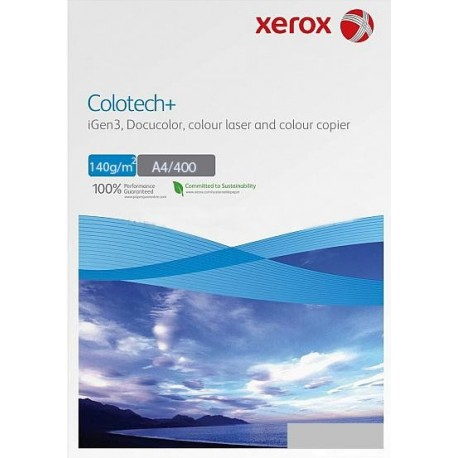 БУМАГА XEROX COLOTECH + SILK (140) A4 400 Л // КОД: 003R90358