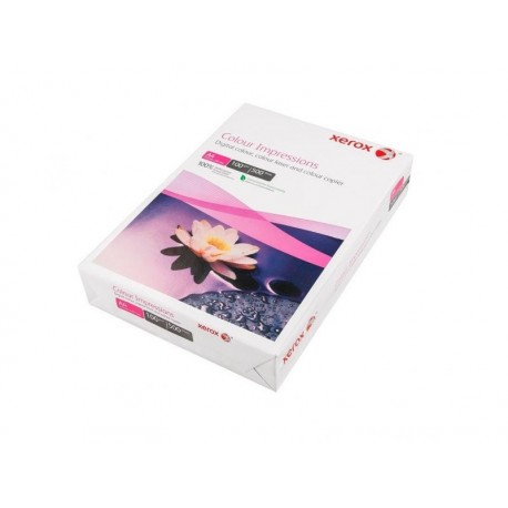БУМАГА XEROX COLOUR IMPRESSIONS, (003R97666, 100 Г/М), A4, 500 Л
