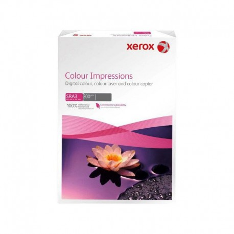 БУМАГА XEROX COLOUR IMPRESSIONS SILK (300) SG SRA3 125 Л. // КОД: 003R98927