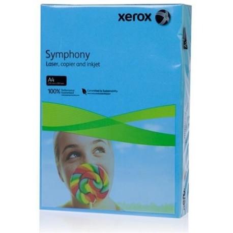 БУМАГА XEROX SYMPHONY INTENSIVE DARK BLUE, (003R93959, 80 Г/М), A4, 500 Л