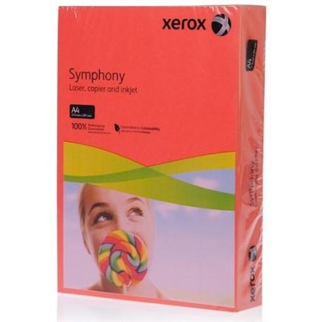 БУМАГА XEROX SYMPHONY INTENSIVE DARK RED, (003R94278, 160 Г/М), A4, 250 Л