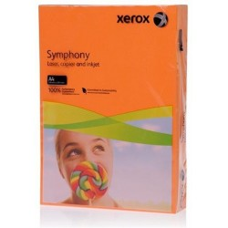 БУМАГА XEROX SYMPHONY INTENSIVE DARK ORANGE, (003R94276, 160 Г/М), A4, 250 Л