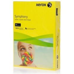 БУМАГА XEROX SYMPHONY INTENSIVE DARK YELLOW, (003R94275, 160 Г/М), A4, 250 Л