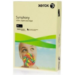 БУМАГА XEROX SYMPHONY PASTEL YELLOW, (003R93975, 80 Г/М), A4, 500 Л