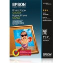 БУМАГА EPSON 100 MMX150 MM GLOSSY PHOTO PAPER 500 Л. // КОД: C13S042549