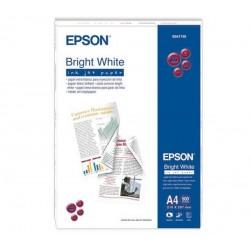 БУМАГА Д/СТРУЙНЫХ EPSON, (S041749, 90 Г/М), A4, 500 Л