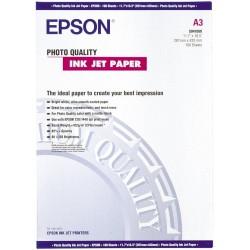 БУМАГА Д/СТРУЙНЫХ EPSON, (S041068, 105 Г/М), A3, 100Л