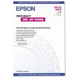 БУМАГА Д/СТРУЙНЫХ EPSON, (S041069, 105 Г/М), A3+, 100Л