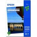 БУМАГА Д/СТРУЙНЫХ EPSON, (S041332, 251 Г/М), A4, 20Л