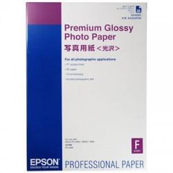 БУМАГА EPSON A2 PREMIUM GLOSSY PHOTO PAPER, 25 Л // КОД: C13S042091