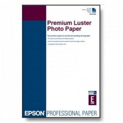 БУМАГА EPSON A2 PREMIUM LUSTER PHOTO PAPER, 25 Л // КОД: C13S042123