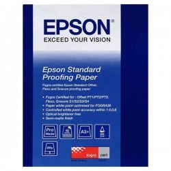 БУМАГА EPSON A2 STANDARD PROOFING PAPER, 50 Л // КОД: C13S045006