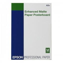 БУМАГА EPSON A3+ VELVET FINEART PAPER, 20 Л // КОД: C13S041637