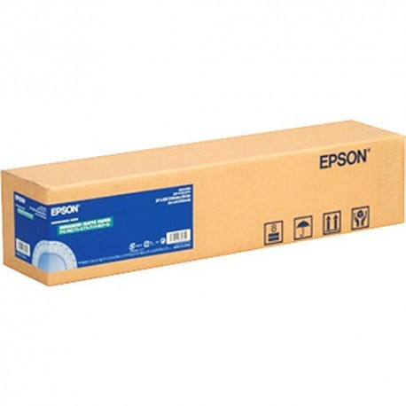 "БУМАГА EPSON PREMIUM SEMIGLOSS PHOTO PAPER (250) 16"" X 30.5 M // КОД: C13S041743"