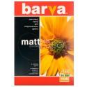 БУМАГА Д/СТРУЙНЫХ БАРВА (IP-A090-001, О/С, М), 90 Г/М, A4, 100Л