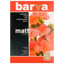 БУМАГА Д/СТРУЙНЫХ БАРВА (IP-A230-022, О/С, М), 230 Г/М, A4, 50Л