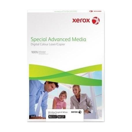 ПЛЕНКА ПРОЗРАЧНАЯ XEROX PREMIUM NEVER TEAR 165 MKM A4/50 Л. // КОД: 007R92052