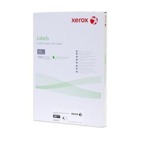 АДРЕСНЫЕ НАКЛЕЙКИ XEROX, (003R97404), 100Л