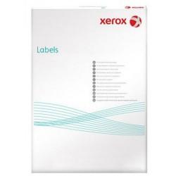 АДРЕСНЫЕ НАКЛЕЙКИ XEROX, (003R97408), 100Л