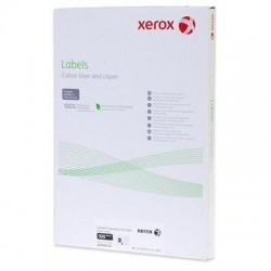 АДРЕСНЫЕ НАКЛЕЙКИ XEROX, (003R91225), 100Л