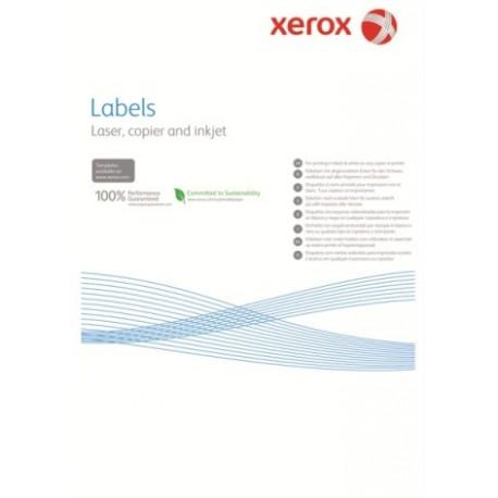 АДРЕСНЫЕ НАКЛЕЙКИ XEROX, (003R93177), 100Л