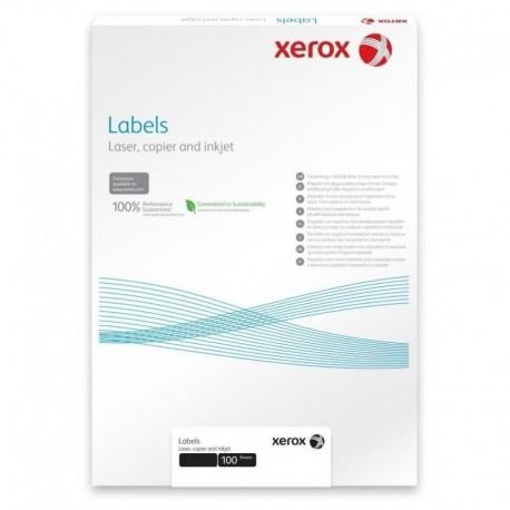 АДРЕСНЫЕ НАКЛЕЙКИ XEROX, (003R97409), 100Л