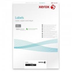 АДРЕСНЫЕ НАКЛЕЙКИ XEROX, (003R97411), 100Л