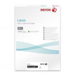 НАКЛЕЙКА XEROX 6UP A4 100 Л // КОД: 003R96288