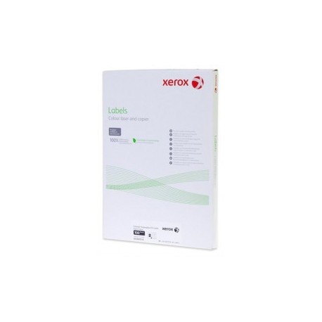 НАКЛЕЙКА XEROX CRYSTAL CLEAR POLYESTER A3 100 Л. // КОД: 003R98006