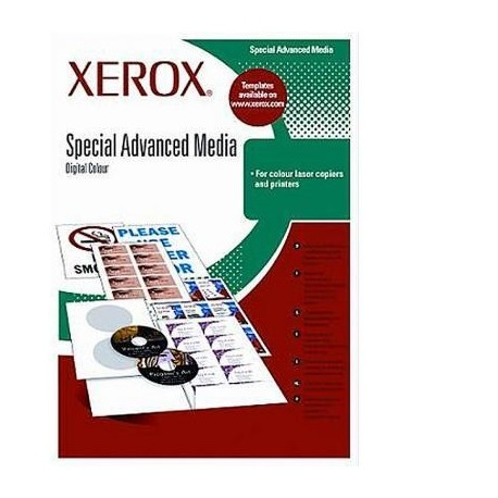 НАКЛЕЙКА XEROX DURAPAPER SRA3 100 Л. // КОД: 003R98688