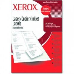 НАКЛЕЙКА XEROX MONO LASER 14UP (SQUARED) 105 X4 2.3 MM 100 Л. // КОД: 003R97455