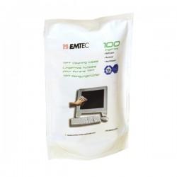КОМПЛЕКТ ЧИСТЯЩИХ САЛФЕТОК, 3 IN 1, EMTEC (BASF, 067333)