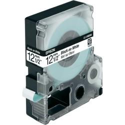 ЛЕНТА LC4WBN9 LW-300/400/400VP STANDARD BLACK/WHITE 12MMX9M // КОД: C53S625416